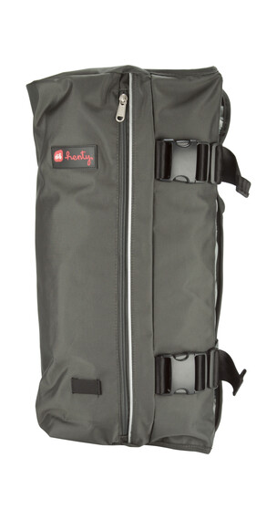 Henty Wingman Backpack laukku , harmaa